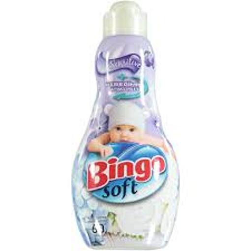 BINGO SOFT 1440ML KONSANTRE SENSITIVE nin resmi